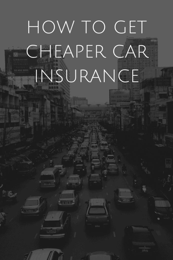 How to get cheaper car insurance if your mileage is low.