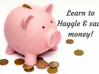 How to Haggle and Save Money....