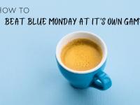 Turn Blue Monday into Happy Monday....