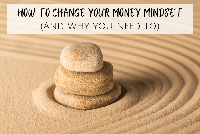 Until you have a positive money mindset, you're never going to really take control of your money so this post is definitely one to read.