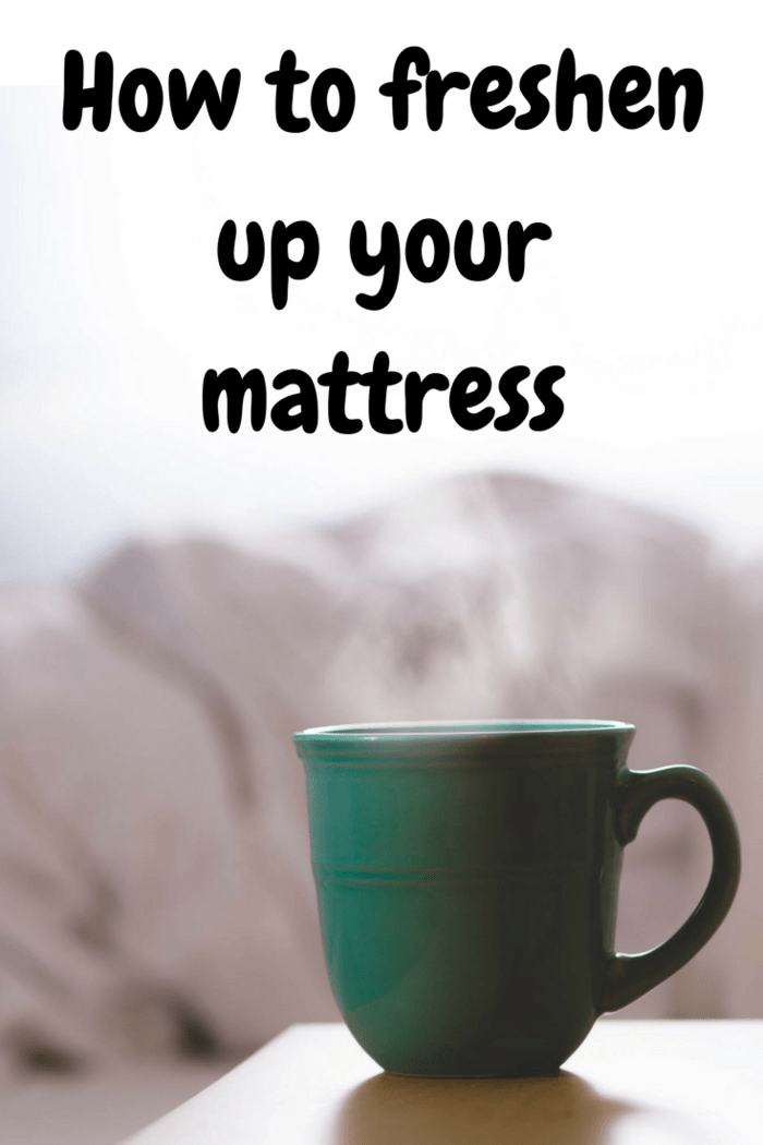 How to freshen up your mattress!