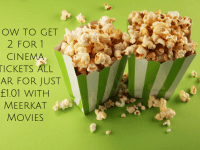 How to get 2 for 1 cinema tickets all year for just £1.01 with Meerkat Movies...