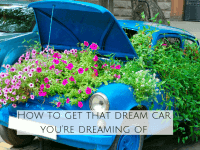 How to get your dream car....