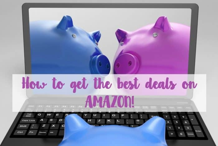 How to get the best deals on AMAZON!