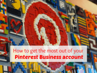 Get the Most out of your Pinterest Business Account....
