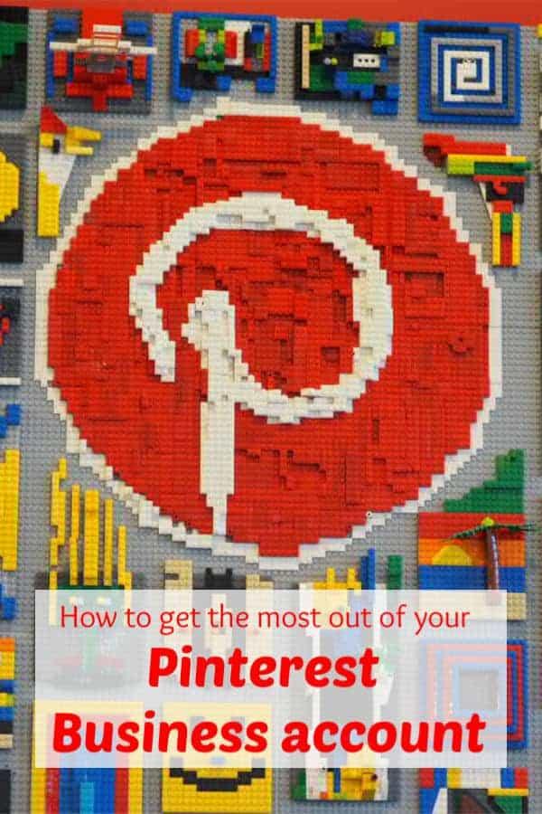 Pinterest Lego Board