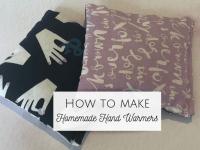 Homemade Hand Warmers....