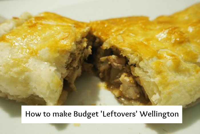 How to make Budget 'Leftovers' Wellington