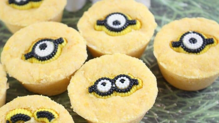 How to make super cute minion bath bombs