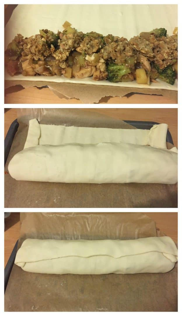 How to make your leftovers wellington
