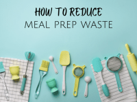 How to reduce your food prep waste....