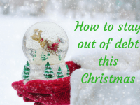How to stay out of debt this Christmas....