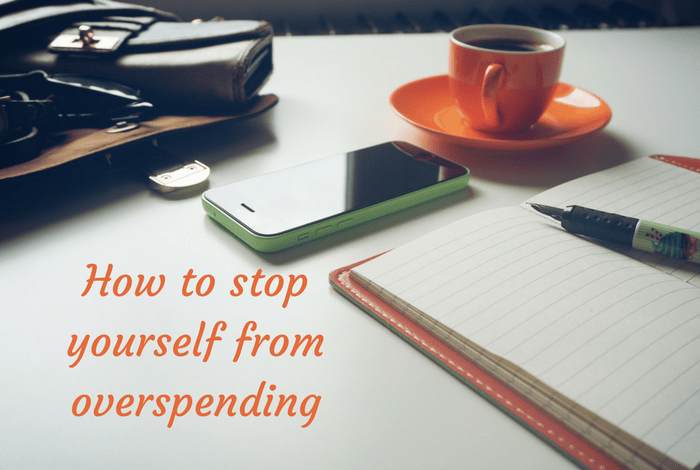 How to stop yourself from overspending