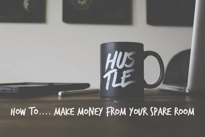 Make money from spare room