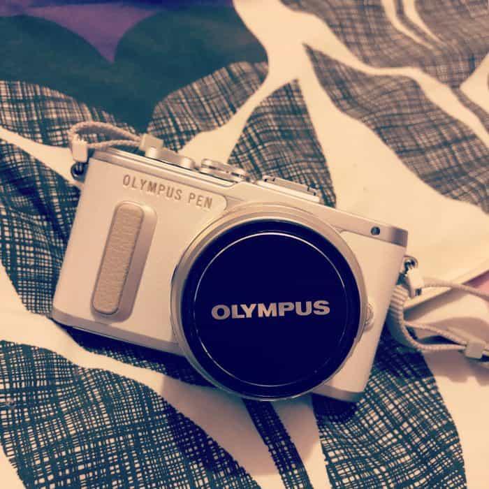 New camera day
