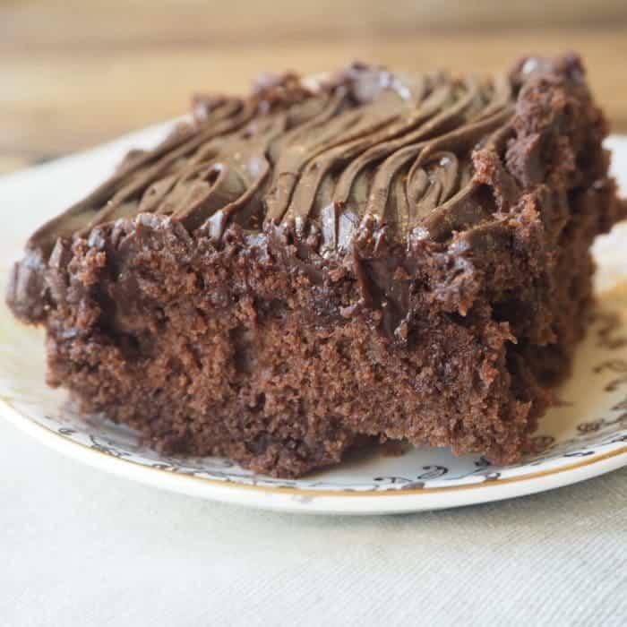 Best Chocolate Cake In Seoul