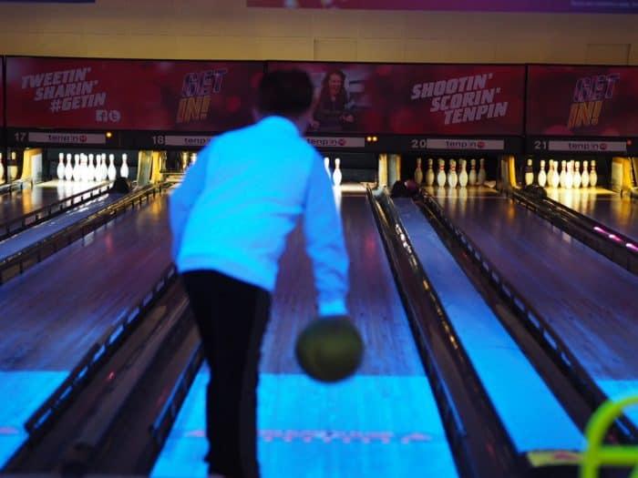 Bowling at TenPIn York