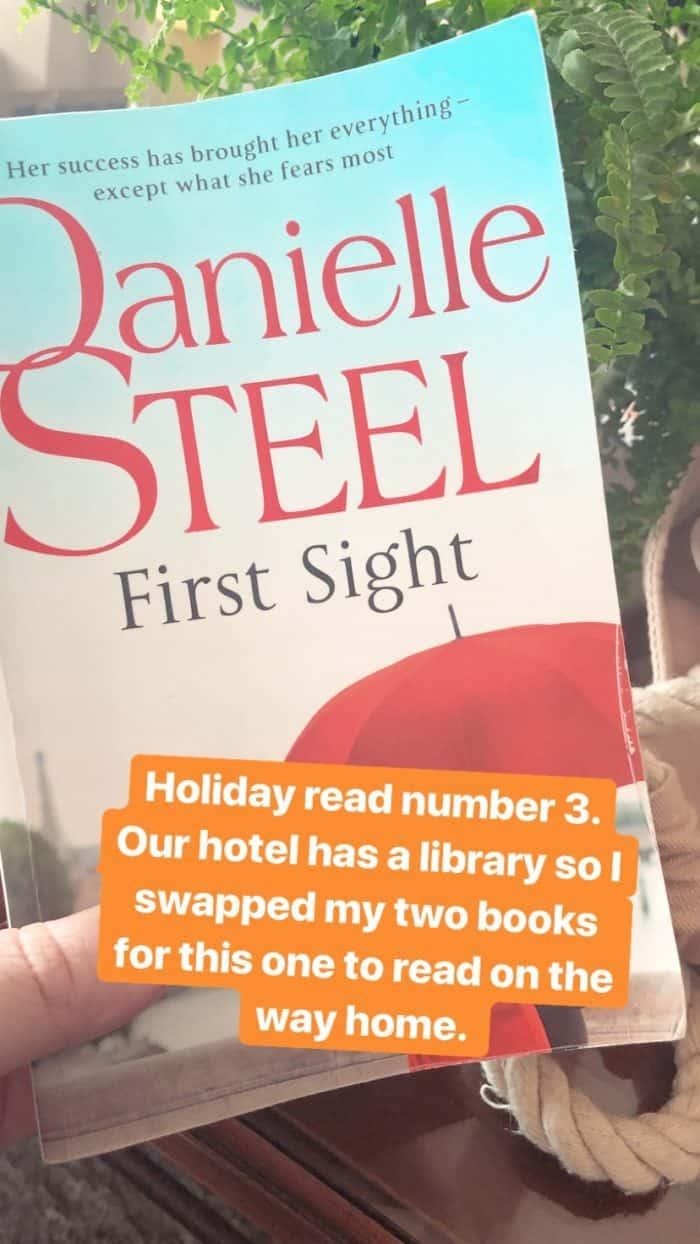Holiday reading