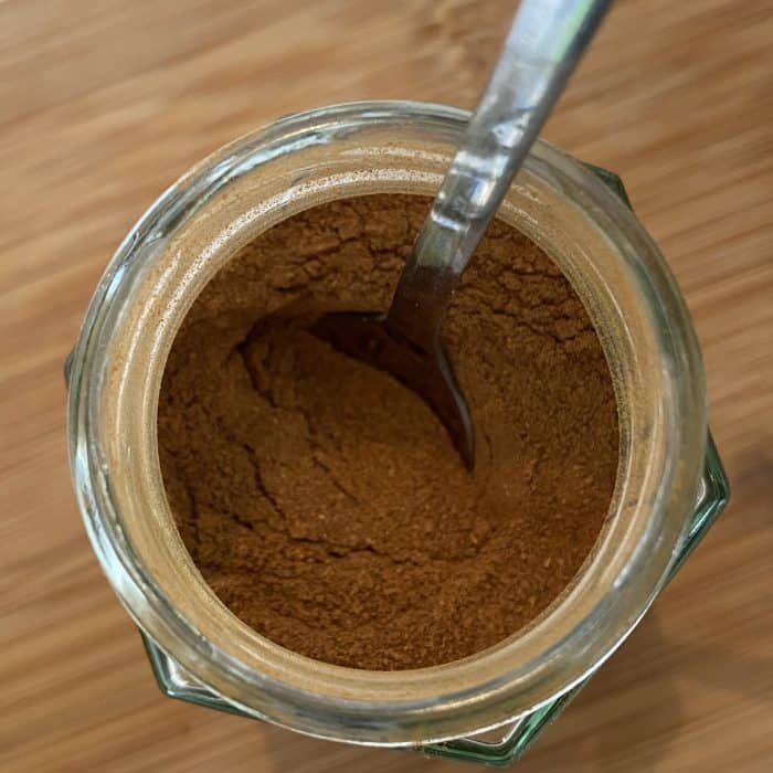 Homemade Apple Pie Spice Mix