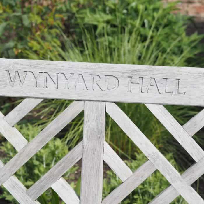 The Garden at Wynyard Hall