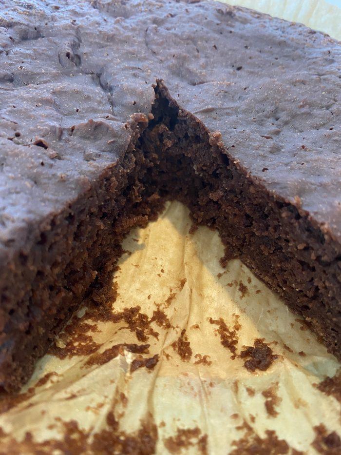 two ingredient slow cooker cake