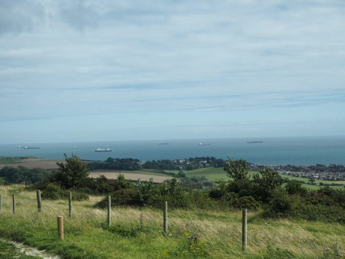 Isle of wight views