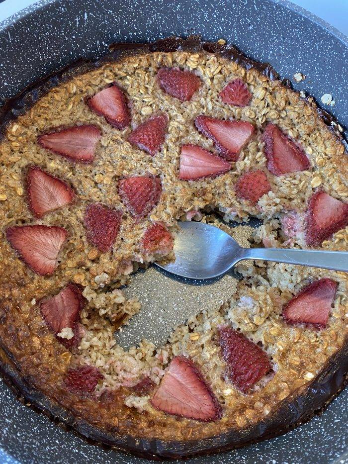 Baked Oats Recipe