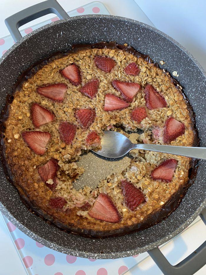Baked Oats Recipe