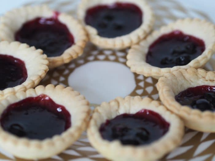 Homemade Jam Tarts And A Perfect Sweet Pastry Recipe