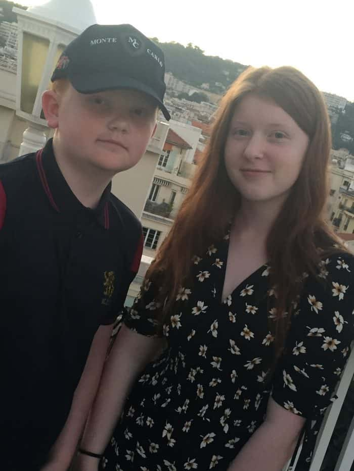 the kids in nice