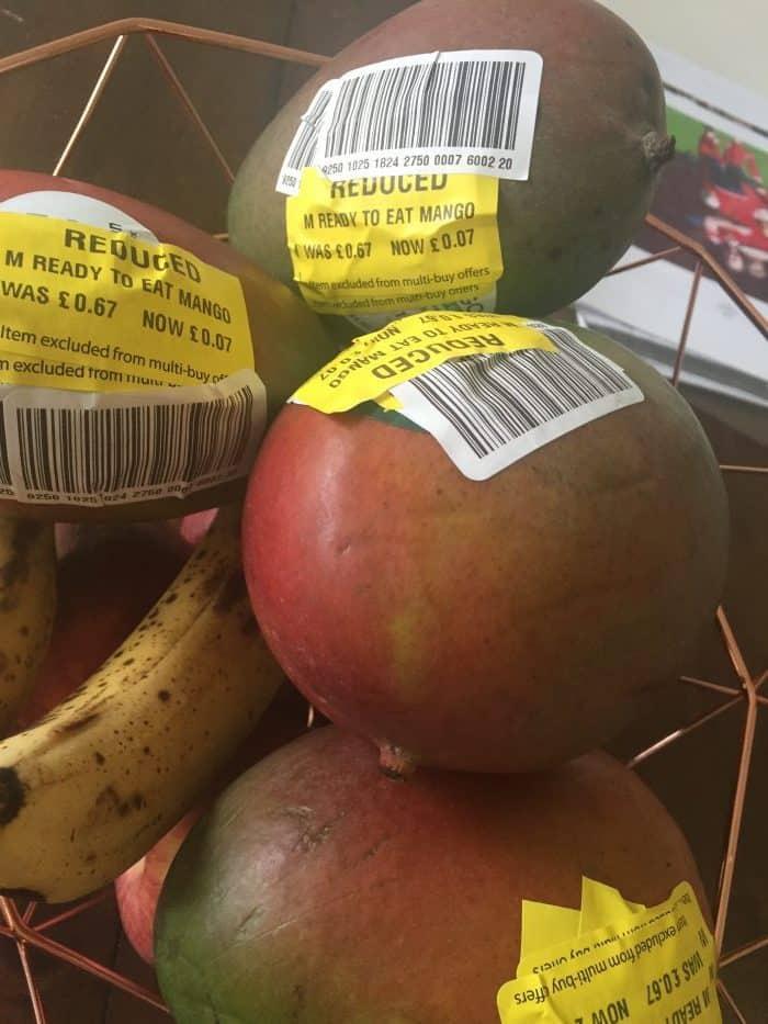 Bargain mango