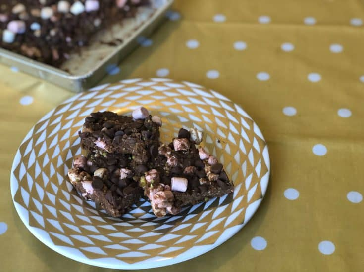 The best Rocky Road Recipe EVER...