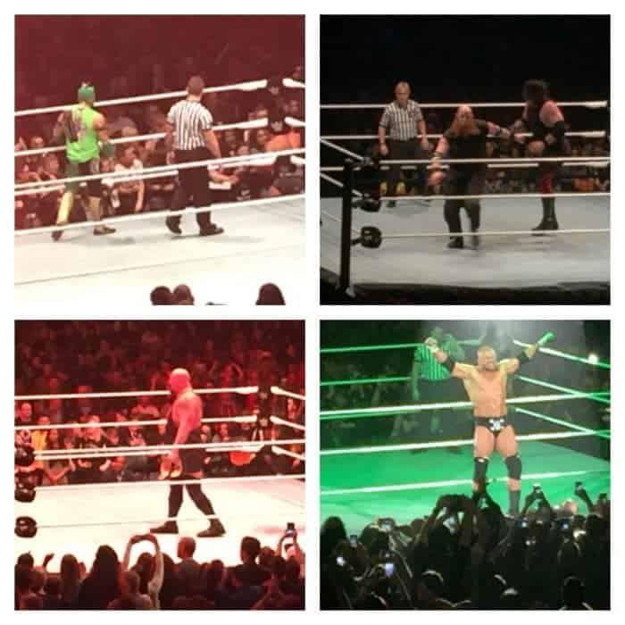 WWE Live Wrestlemania Revenge
