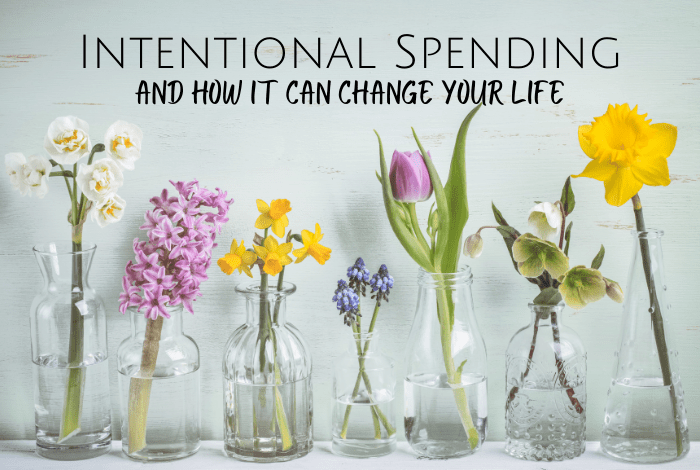 Intentional Spending and how it can change your life!