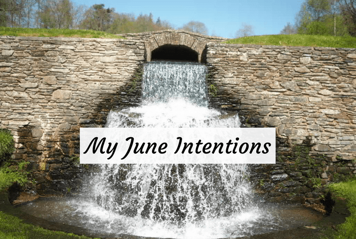 June intentions