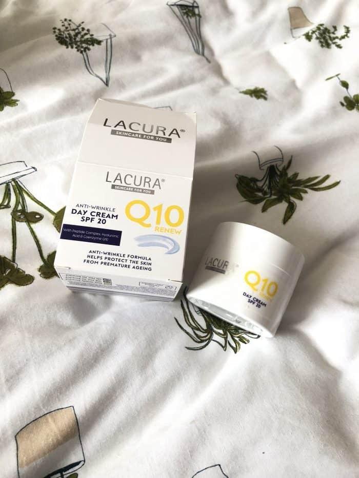 Aldi Lacura cream