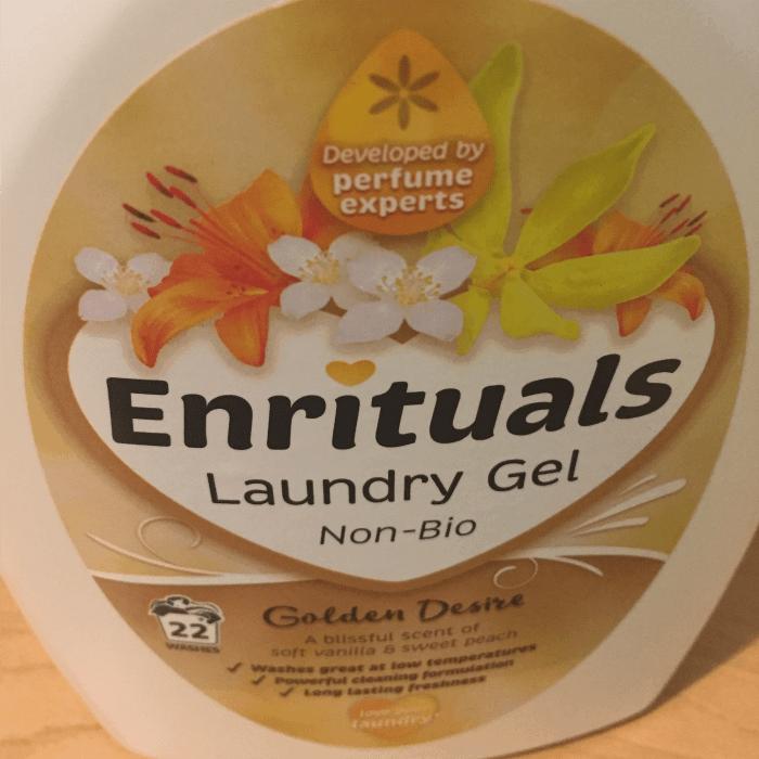 Laundry gel