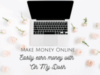 Make Money Online - Earn with OhMyDosh...