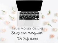 Make Money Online - Earn with OhMyDosh...