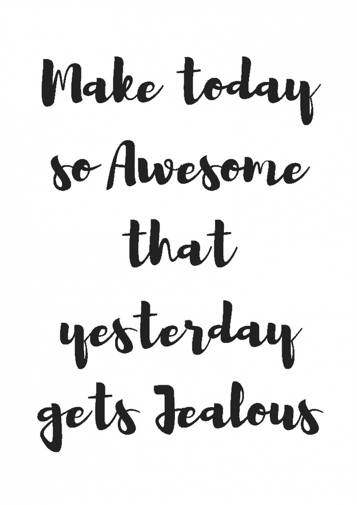 \FRee printable motivational quote