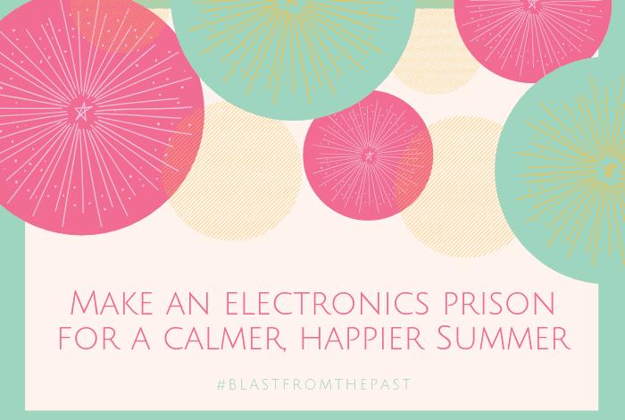 Electronics Prison
