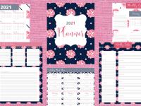 Super Pretty 2021 Life Planner {Free Printable}