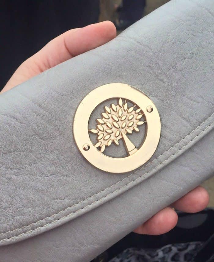 Mulberry purse