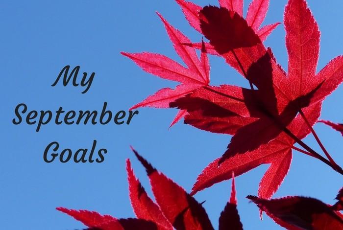 My September Goals