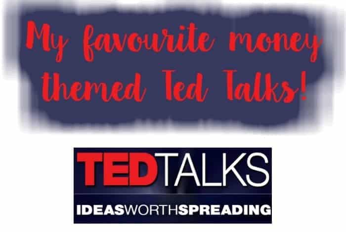 My Favourite Ted Talks about Money and Consumerism....