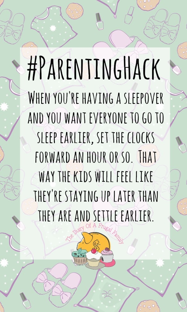 My favourite super sneaky parenting hack
