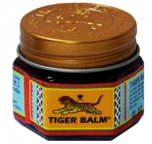 My newfound herbal remedy for just about anything - Red Tiger Balm. Here's a list of uses for this amazing wonderstuff.....