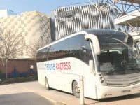A day out with National Express....
