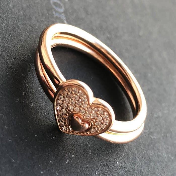 New pandora rings