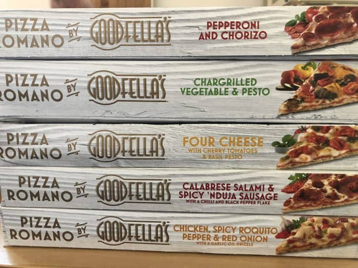 Pizza Romano BY Goodfellas